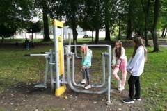Przydawki w parku, IX 2020